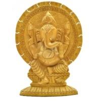 Chakra Ganesha Idol