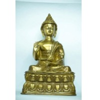 Buddha Metal Idol