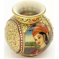 Handicraft Marble Pots