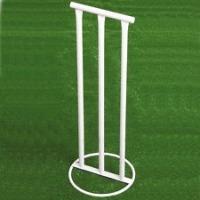 Cricket Wickets Freestanding Metal Stumps