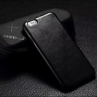 Slim PU Leather Case Soft Bumper For Iphone 6