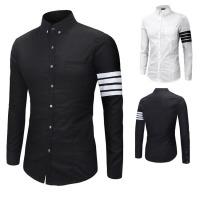 Men's Slim Fit Casual Shirt Dress Shirts