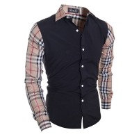 Men's Casual Slim Fit Stylish Shirt