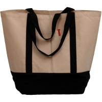 The Large Canvas Boat Bag