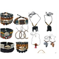 African Bracelet and Necklaces