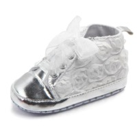 New Floral Style Princess First Walkers