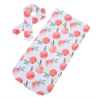 Newborn Infant Baby Fruit Swaddle Blanket