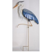 Heron Standing Art