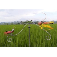 Grasshopper Wind Spinner