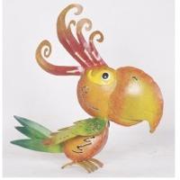 Big Head Bird Decor