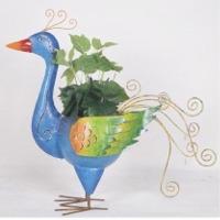 Planter-Peacock