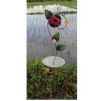 Ladybird Bird Feeder