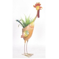 Planter-Rooster
