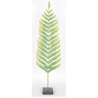 Leaf-Fern 1 Candle Holder