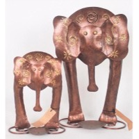 LM Copper Elephant