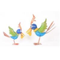 LS Funky Bird Decor