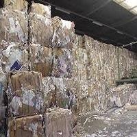 Waste OCC Paper Scrap