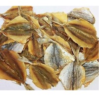 Dried Salted Trevally