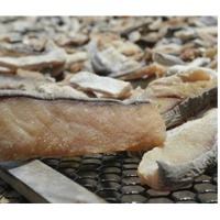 Dry Salted Shark Meat