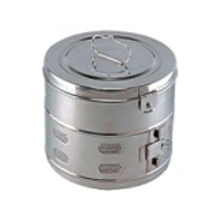 Stainless Steel Dressing Drums Super Deluxe