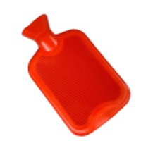 Hot Water Bottles (Red)