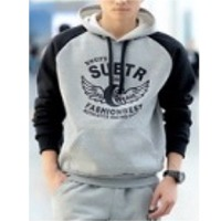 Men's Hooded Track Suit