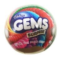 Cadbury GEMS Chocolate Surprise Ball