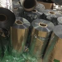 Metallised Foil Film PET Rolls
