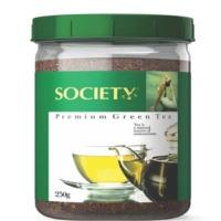 Society Premium Green Tea Jar