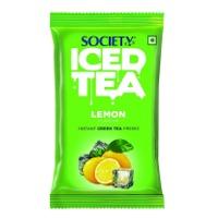 Society Iced Tea Lemon flavor Green Tea