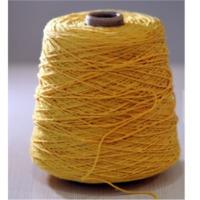 Yellow Colour Mop Yarn