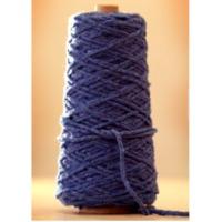Navy Blue Colour Mop Yarn