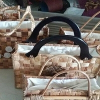 Waterhyacinth Bag