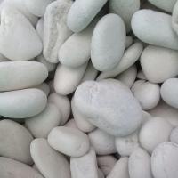 White Garden Stone