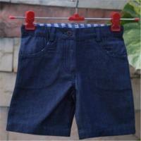 Short Pant Denim