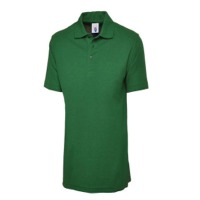 Mens Plain Cotton Polo T Shirt