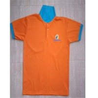 Mens Customised Collar T Shirt