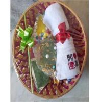 Organic Herbal Holi Color Gift Basket