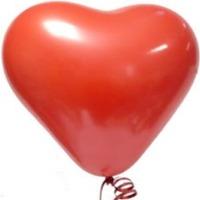 Heart Shape Ballons