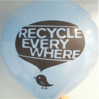 Recycled Ballons