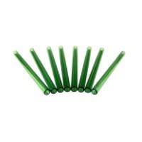 Green Color Boro Glass Rod