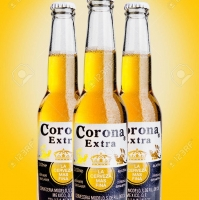 Corona Beer In Cans And Bottles
