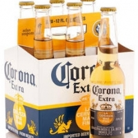 Corona Beer Bottle And Cans