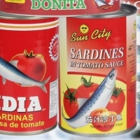 Tuna Fish In Tin Canned