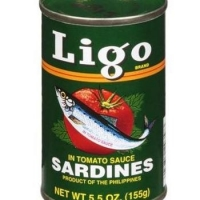 Canned Sardines And Canned Tuna