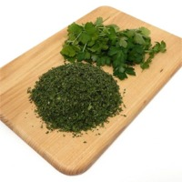 Dried Coriander Or Cilantro