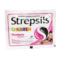 Strepsils Children