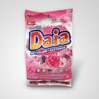 Daia Detergent + Softener Pink 325g