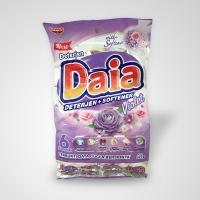 Daia Detergent + Softener Violet 325g