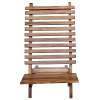 Colonial Style Easy Folding Chair